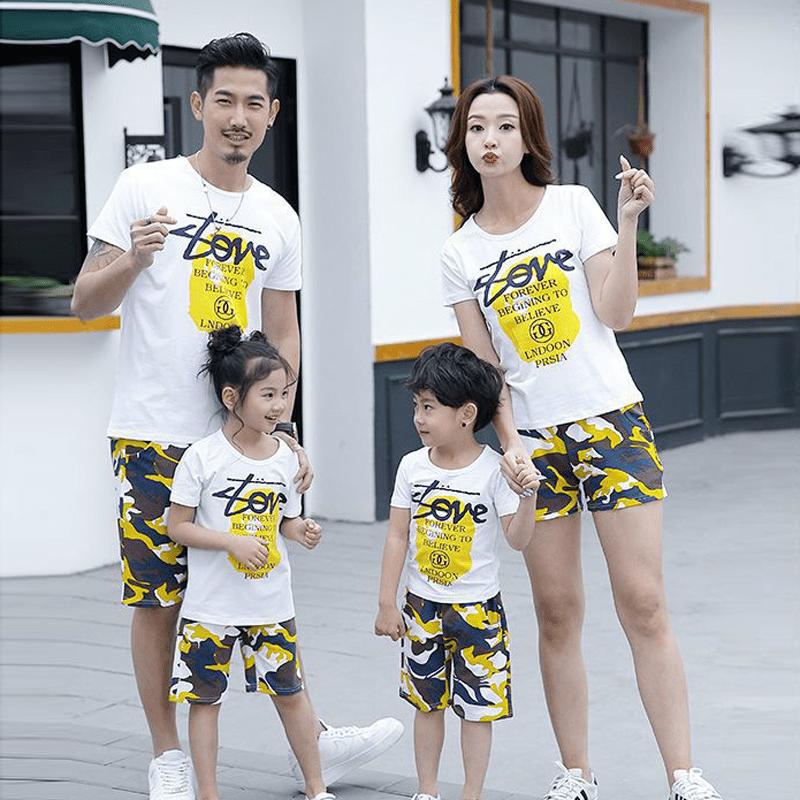 In áo gia đình ở đâu chất lượng?
