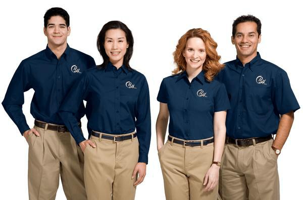 Dịch vụ in áo đồng phục công ty tại TPHCM