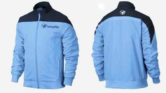 Dịch vụ in áo khoác nhóm đi phượt tại TPHCM